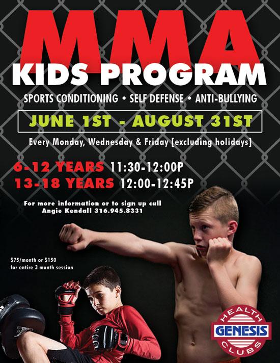 Mma Kids Program