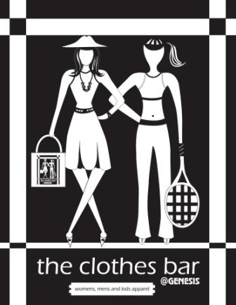 Clothes Bar