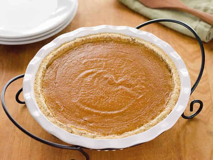 Make Your Pumpkin Pie Paleo This Thanksgiving
