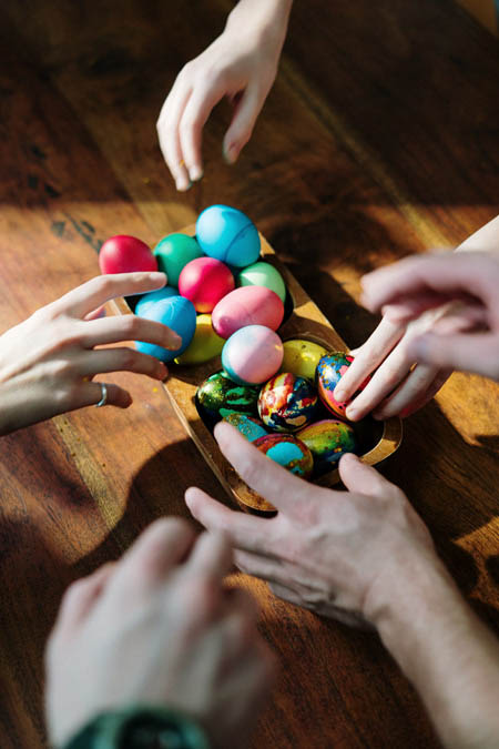 Stay-At-Home Easter Tips