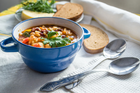 Healthy Medicinal Veggie Chili Recipe