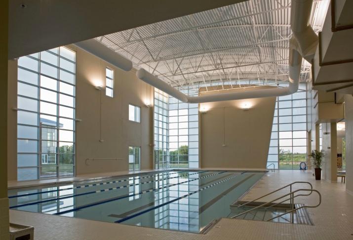Ridgeview Aquatics Genesis Health Clubs