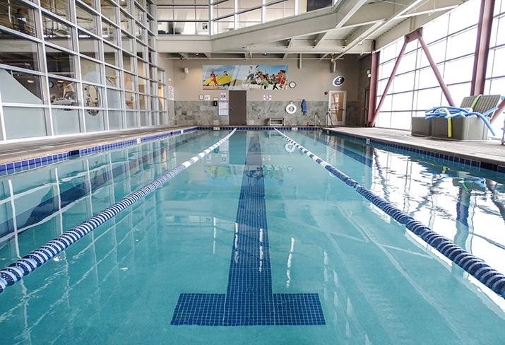 sprague indoor pool