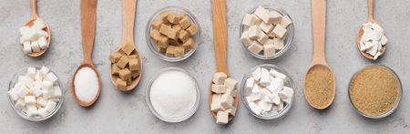 Swap It! Lower your Sugar Intake with Healthy Alternatives