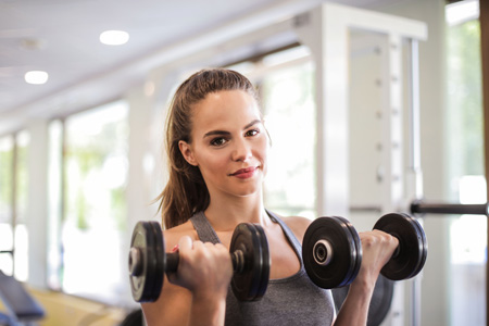 The best back and bicep workout with dumbbells